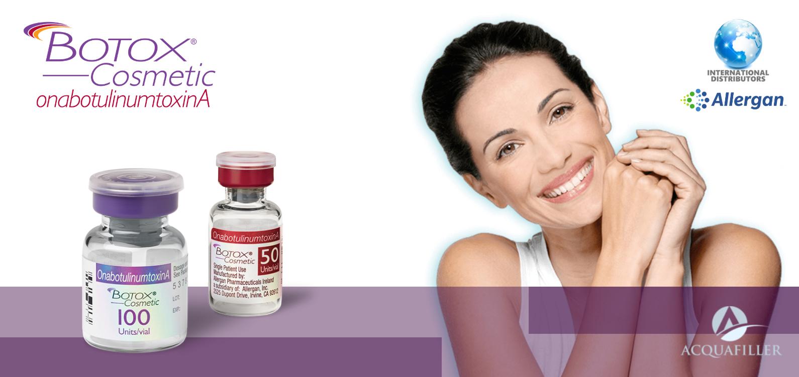Buy Botox Online I USA I Canada I UK I AU
