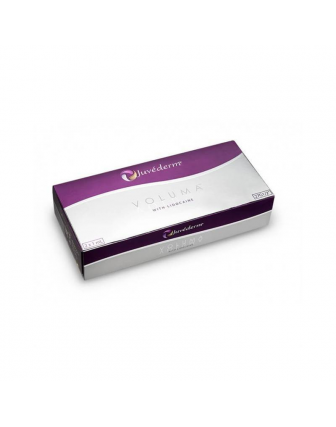 JUVEDERM VOLUMA WITH LIDOCAINE (2x1ml)