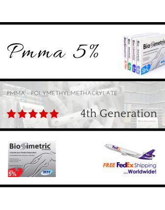 PMMA 5% ( 10 X 1ML )