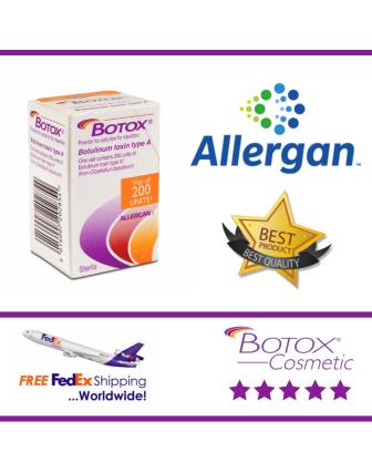 BOTOX - Botulinum Toxin Type A (1x200u)