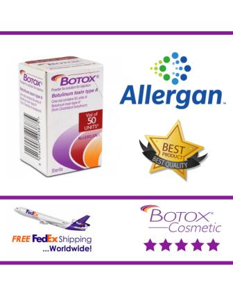BOTOX - Botulinum Toxin Type A (1x50u)