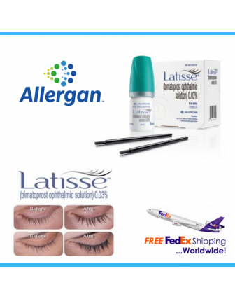 LATISSE® (BIMATOPROST OPHTHALMIC SOLUTION) 0.03% - 5ML