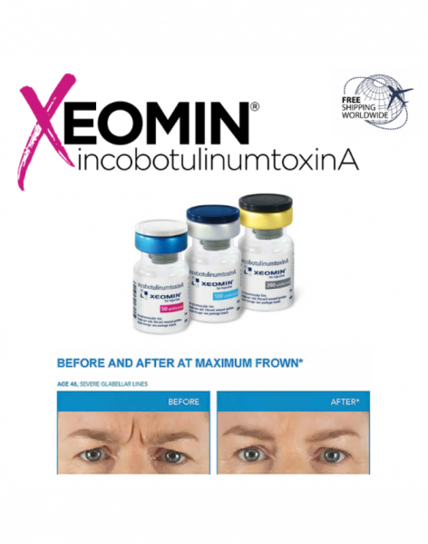 XEOMIN Botulinum Toxin Type A (1x100u)