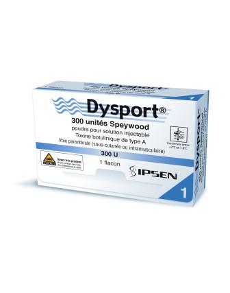 Dysport Type A (300) units