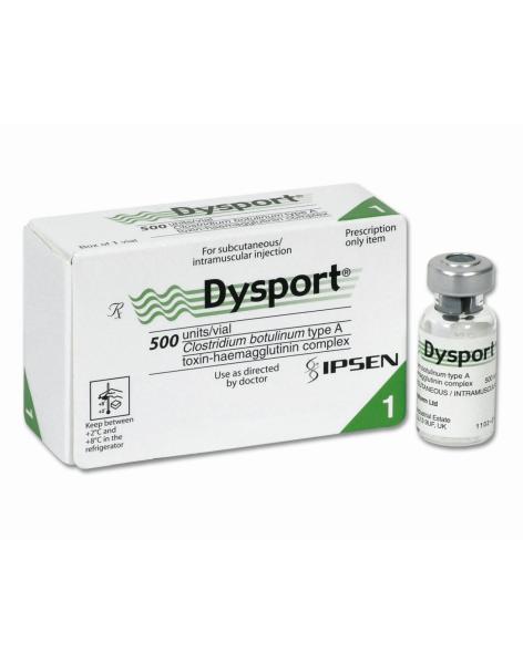Dysport Type A (500) units